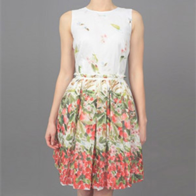 Madison-Los-Angeles-Red-Valentino-Dress