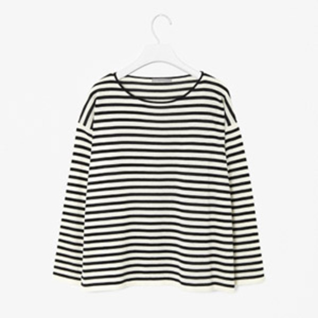 Perfect-High-fashion-Striped-Tee
