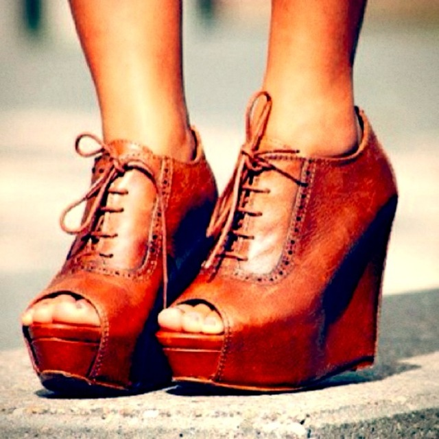 Fall Wedge Shoes