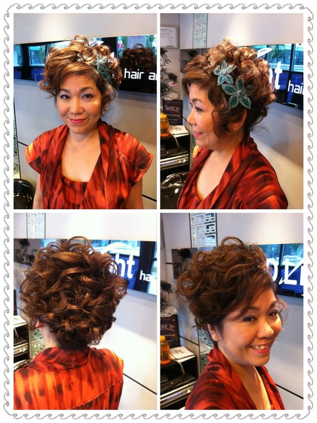 Fancy Updo