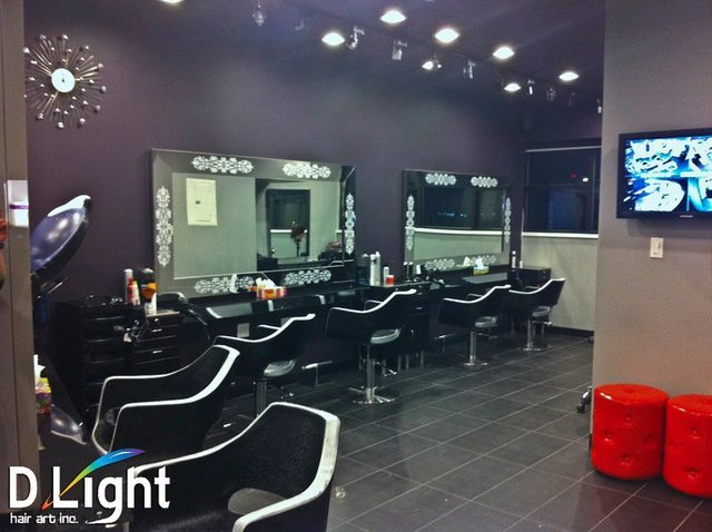 Salon Layout