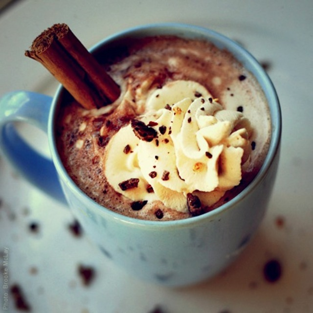 Best Holiday Hot Chocolate