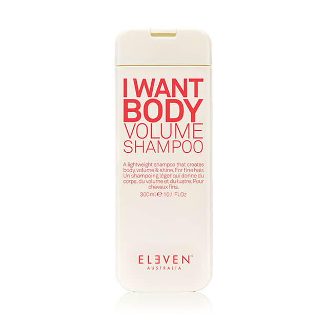 I Want Body Volume Shampoo