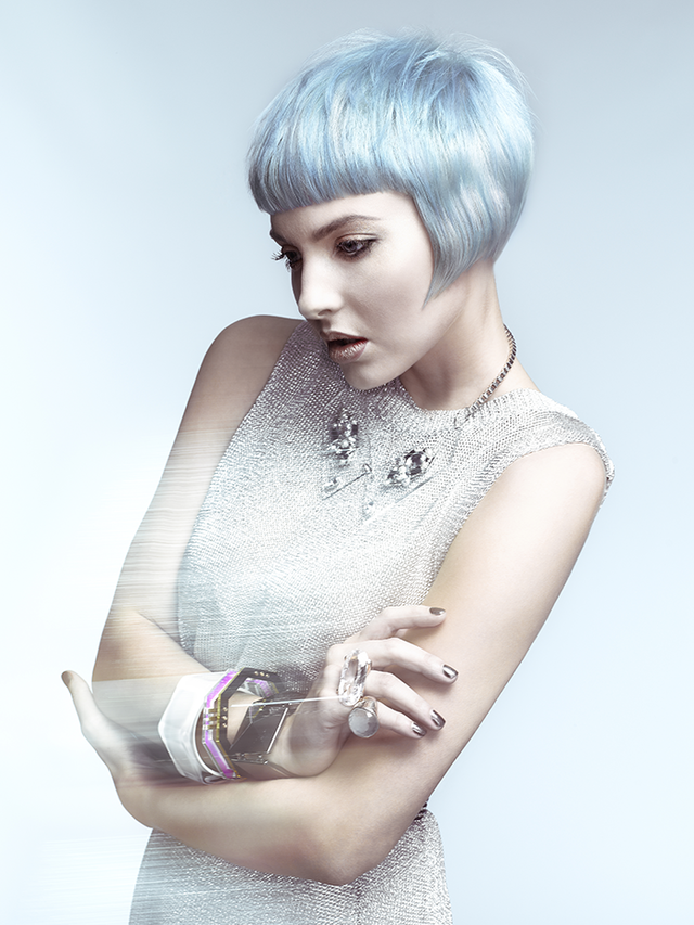 Luxury Collection 2012- Blue Bob