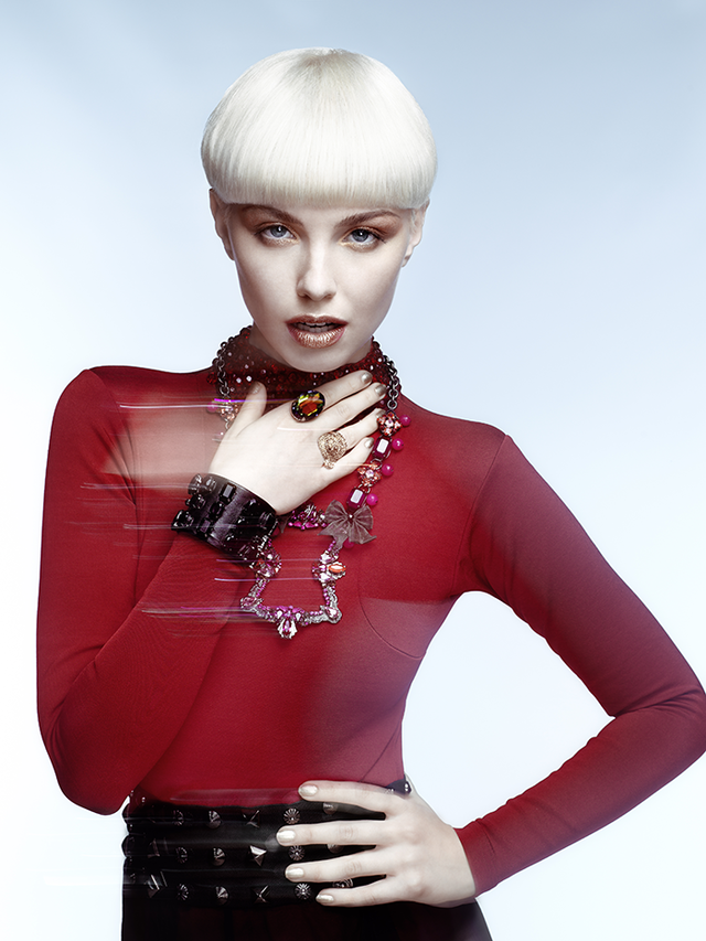 Luxury Collection 2012- Short Blonde