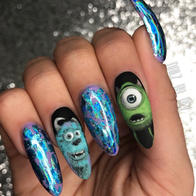 Monsters inc !