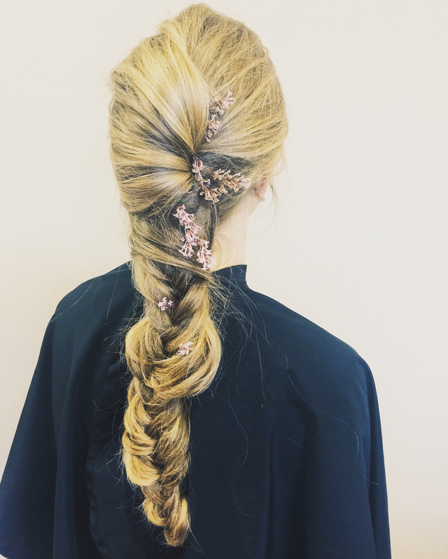 Princess, fairytale  braids
