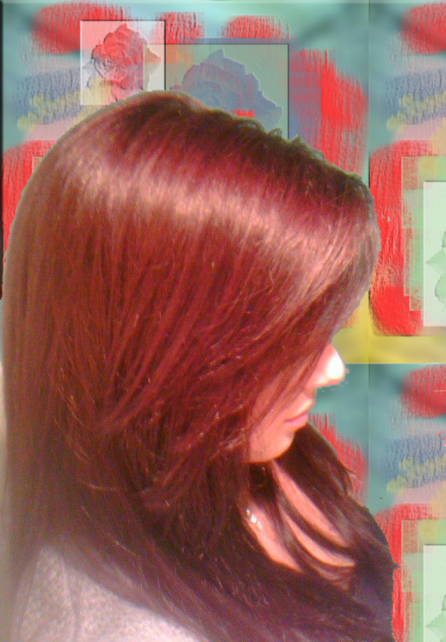 powerful red by Matrix ColorInsider