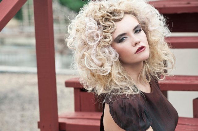 Photo Autumn Paciorek, hair Juliana Koutouzakis, MUA Amy LaVe