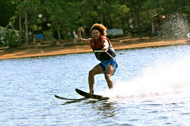 Waterskiing in Canada, 2011