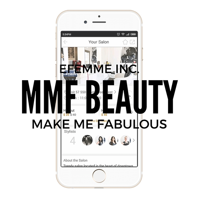 MMF Beauty App