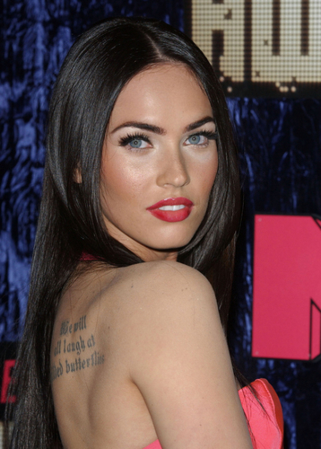 VMA- Megan Fox