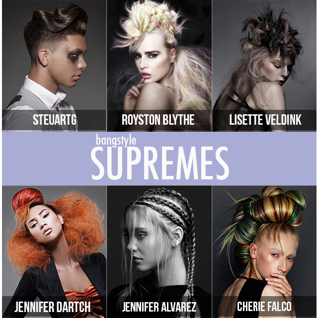 SUPREMES WINNERS 4/13/16!!