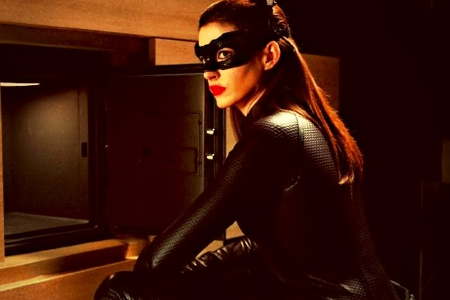 Ann Hathaway Catwoman spinoff