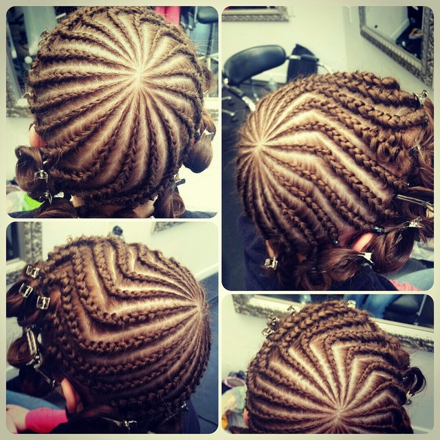 Hair by Simone Jade Menenti