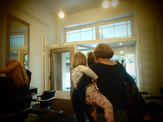 Small Clients and the small things that make us smile - Super Deluxe Hair, Sydney