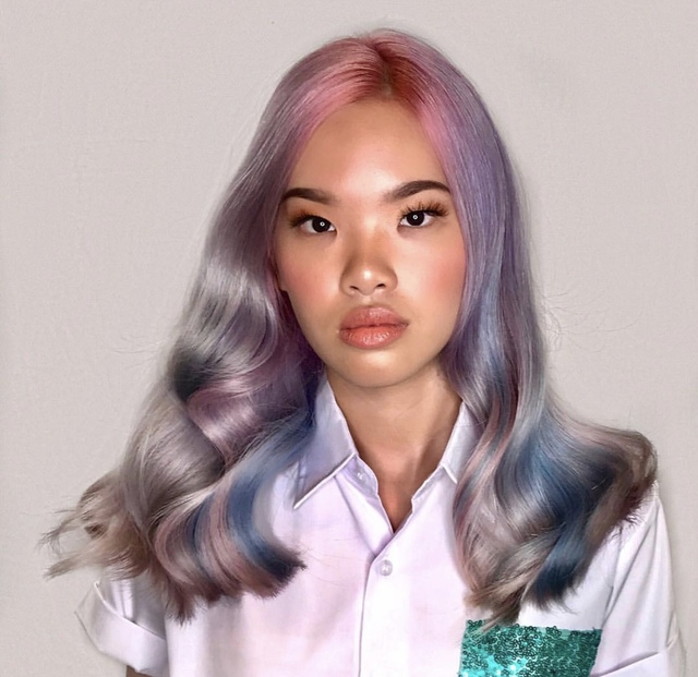 Pastel Mermaid
