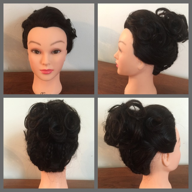 New updo