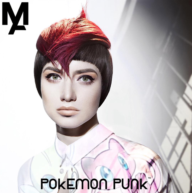 """Pokemon Punk"""
