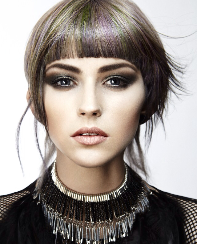 Natalie Jones  UK finalist New talent Colorzoom 2015