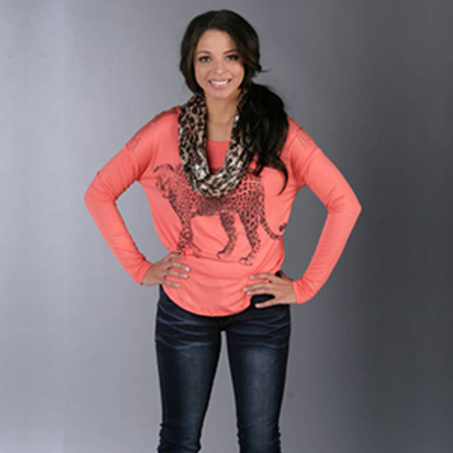 Discovery Clothing Cheetah Shirt