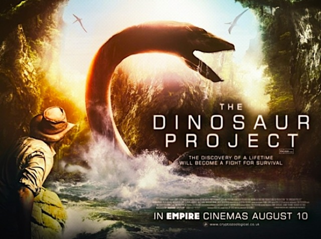 Dinosaur Project trailer