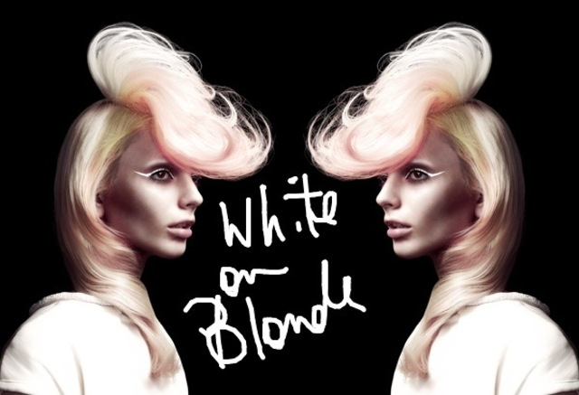 White on Blonde - A Valonz Webazine Exclusive