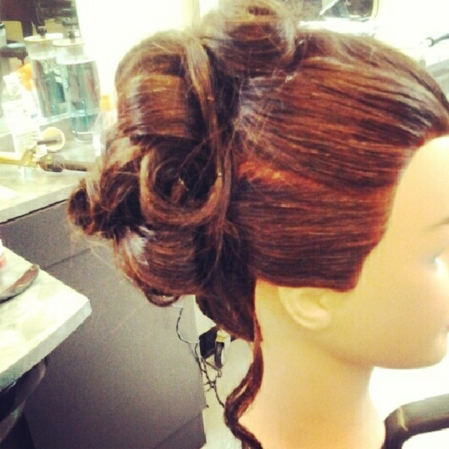 side prom up - do