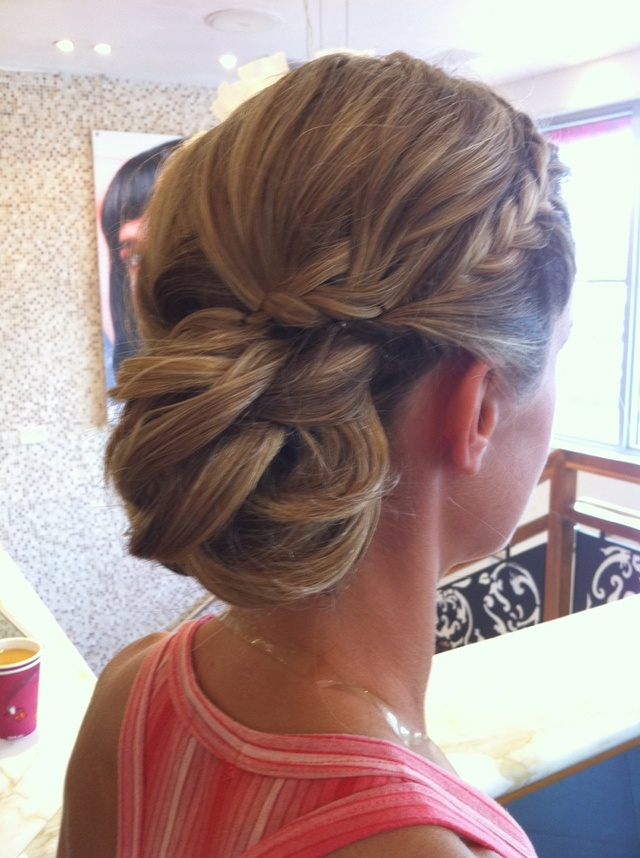Bride Up-do