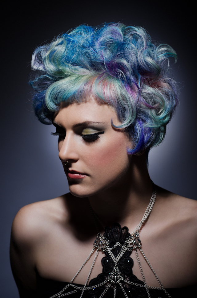 Future Hair / Vintage Glamour