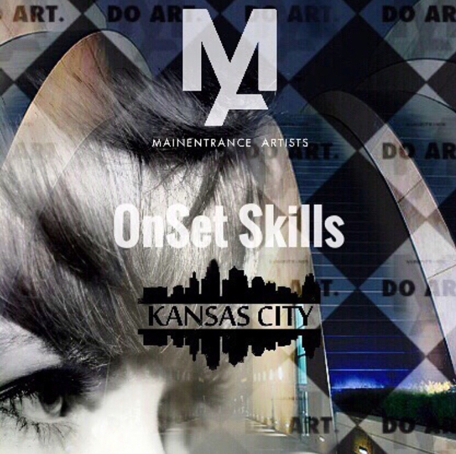The #MAINENTRANCE #Tour continues!!!! #OnSetSkills #KansasCity  #MartialsLuxe #Trend #photographycourse with #djriggs and #berrybachen #trendforecasting for the #greater #Industry