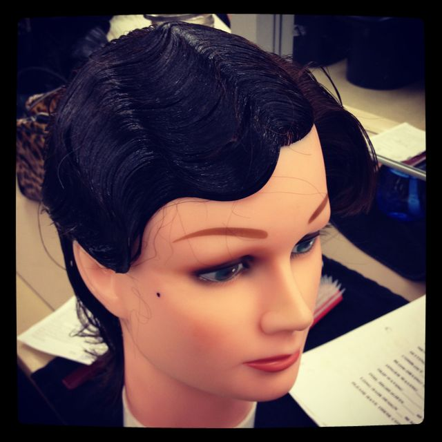 finger wave