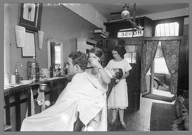 "The """"First two Female Barbers"""" in Australia!"