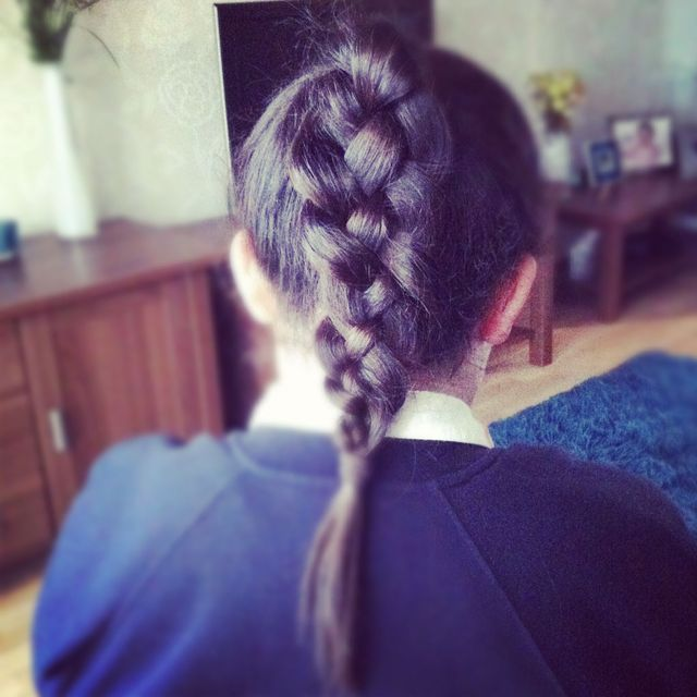 four section braid