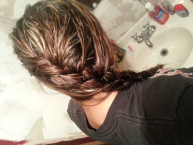 french braid!