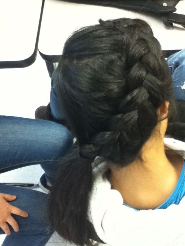 french dutch braid
