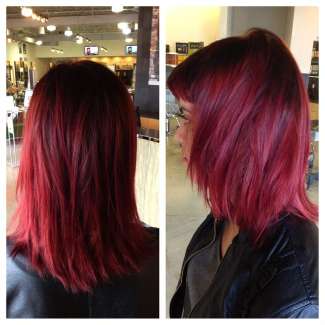 fresh red and rootshade