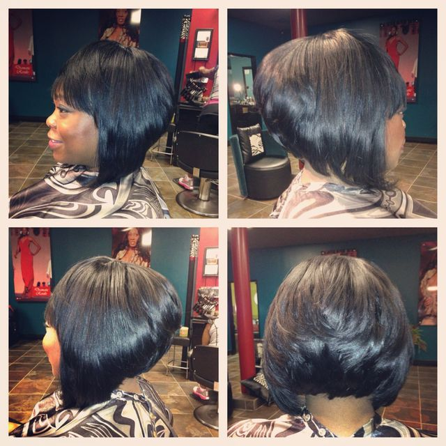 full sew-in