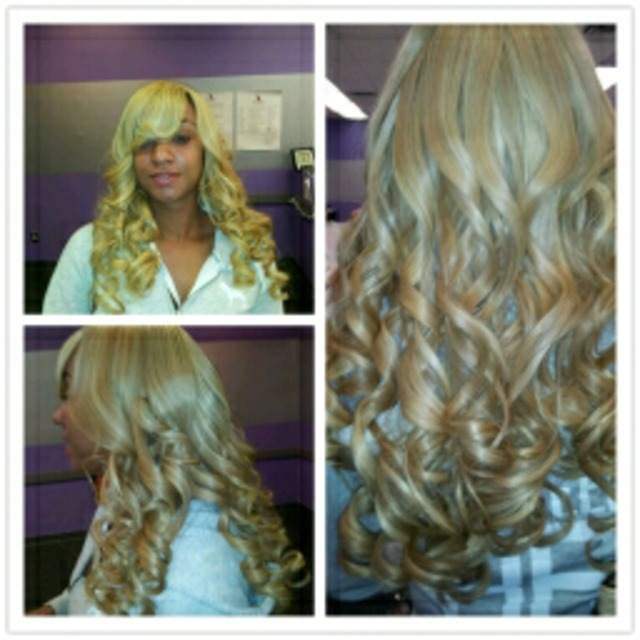full sewin weave extensions