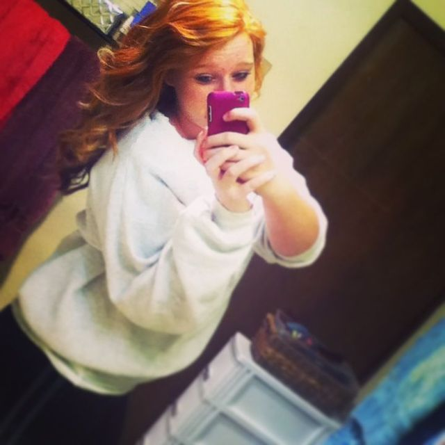 ginger curls