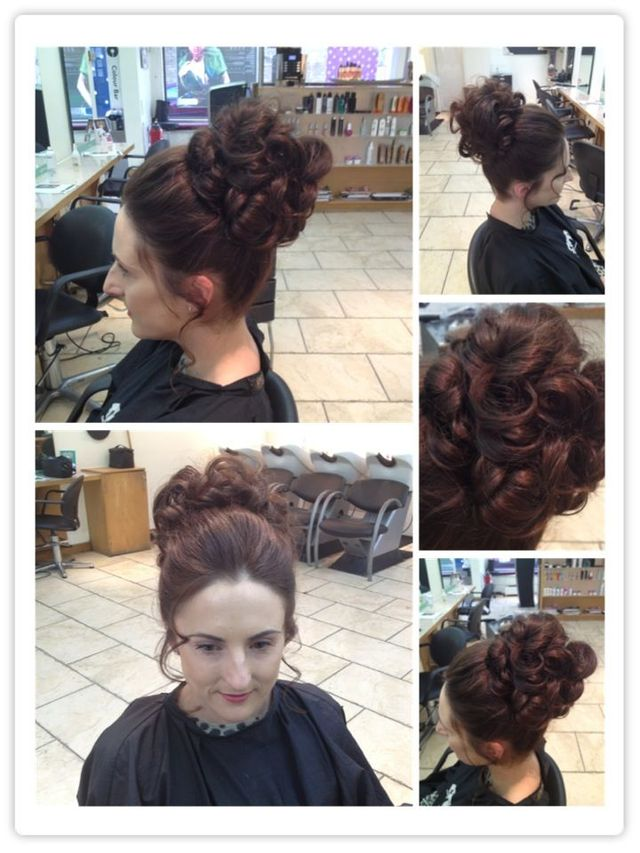 hair up by kymberley