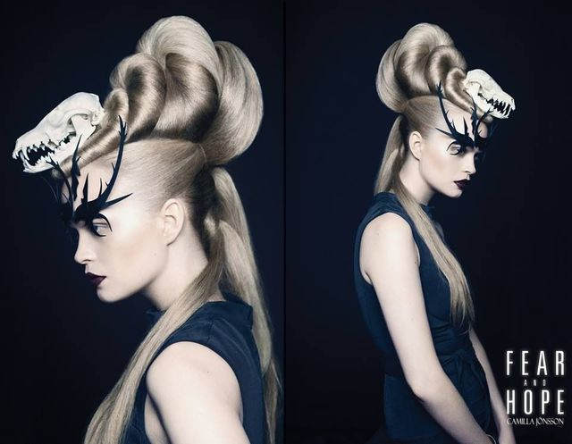 hairdresser of the year Sweden