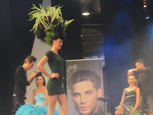 hairdressing show