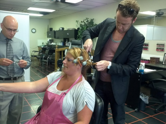 hands on class with tim from kevin murphy