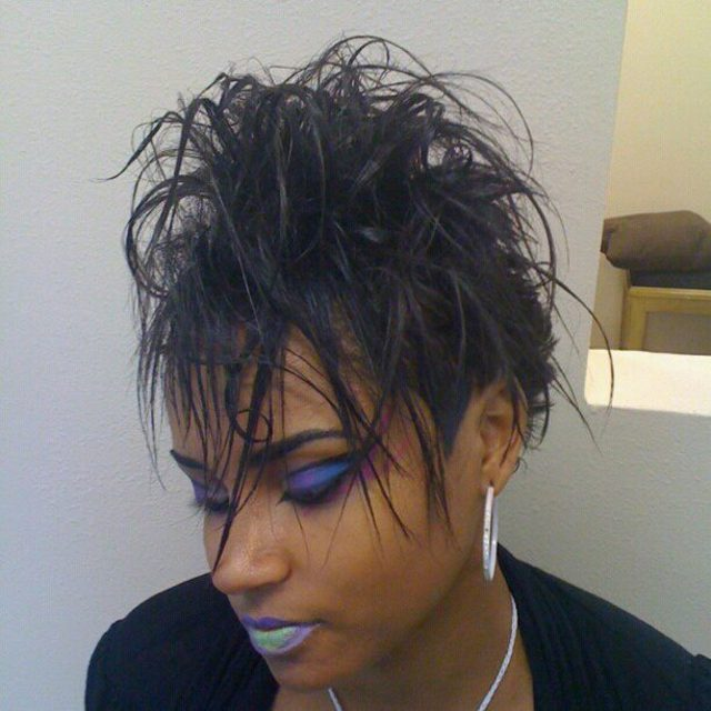 Stylist Marquise/ Make up Artist Armani