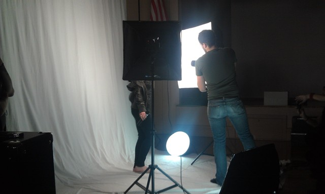 photo shoot