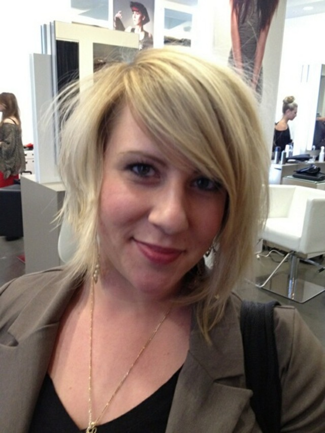 Toni and Guy cut called the Elson