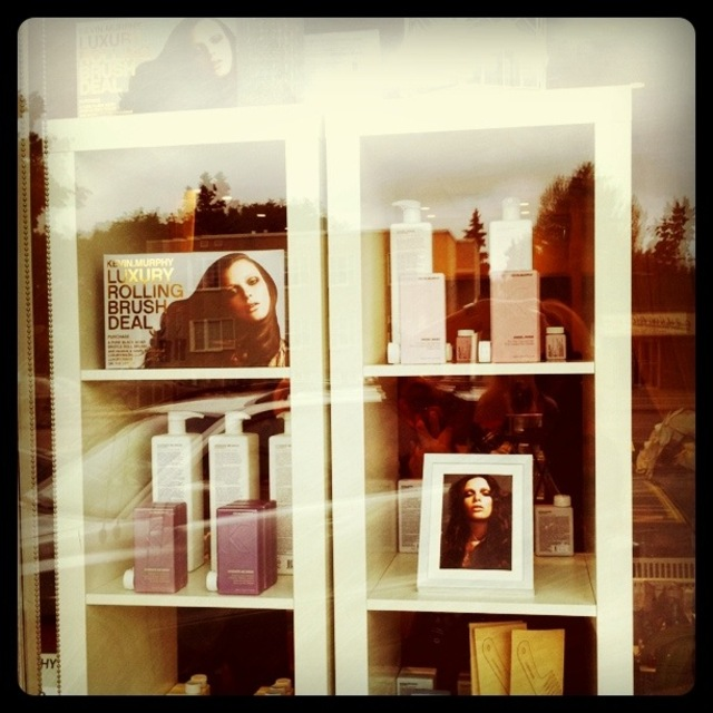 Kevin.Murphy window display