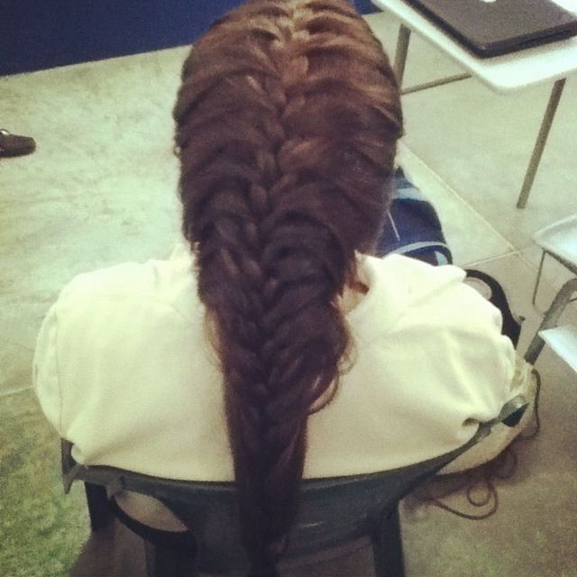 infinite braid