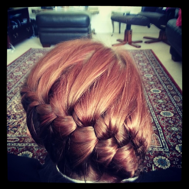 katniss everdeen hair